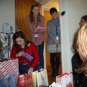 eating disorders patients at Christmas