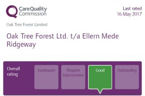 CQC Rated Ellern Mede as Good