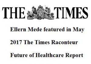 The Times Raconteur Future of Healthcare Report
