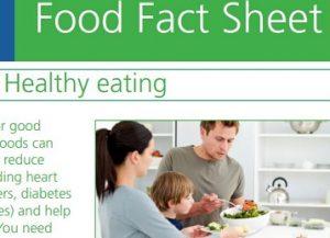 British Dietetic Association Food Fact Sheet