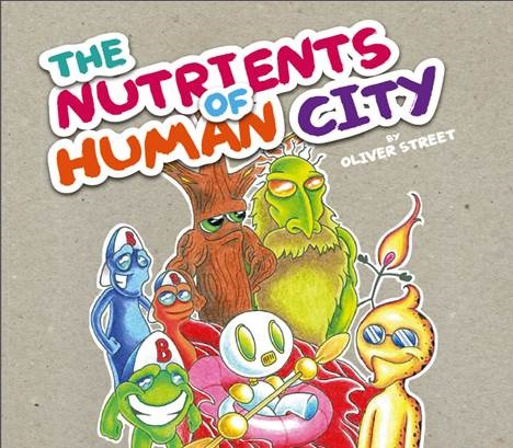 The Nutrients of Human City