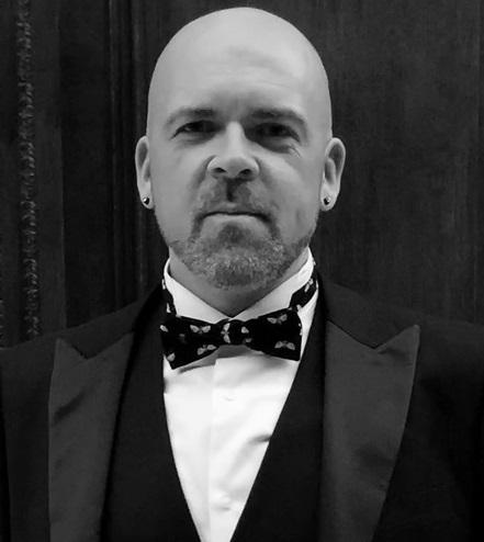 Alan Malin – Operations Director