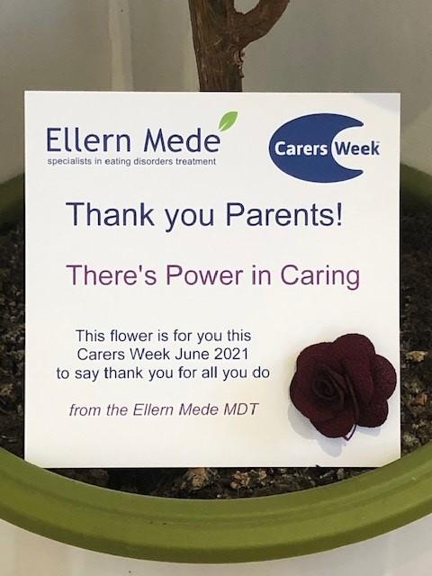 Parent power aids patient recovery